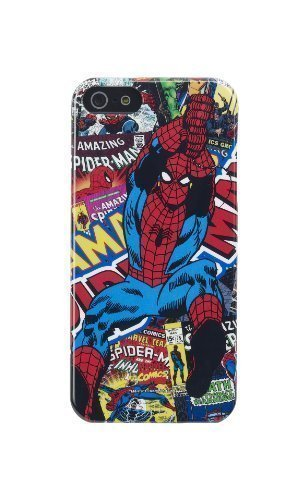 Anymode Marvel Comics Spiderman Hard Case for Apple iphone 6 4.7
