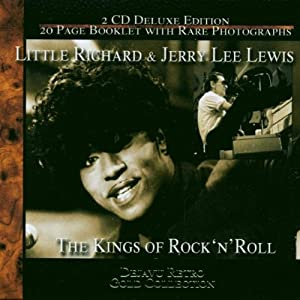 The Very Best Of Little Richard & Jerry Lee Lewis : The Gold Collection