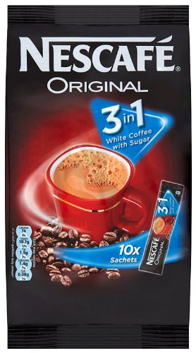 Nescafe 3-in-1 Bag (Pack of 9)