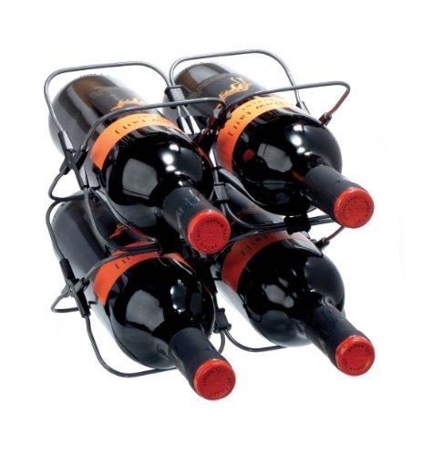 Metrokane Houdini Expandable Wine Rack