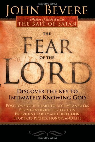 John Bevere - The Fear Of The Lord