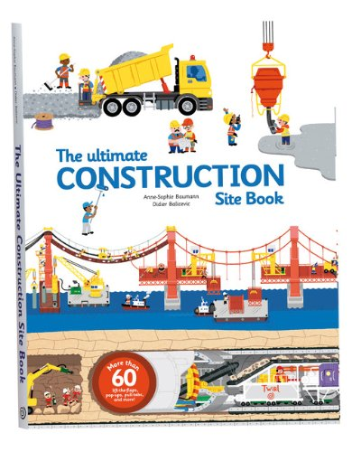 The Ultimate Construction Site Book (The Ultimate Book of) PDF