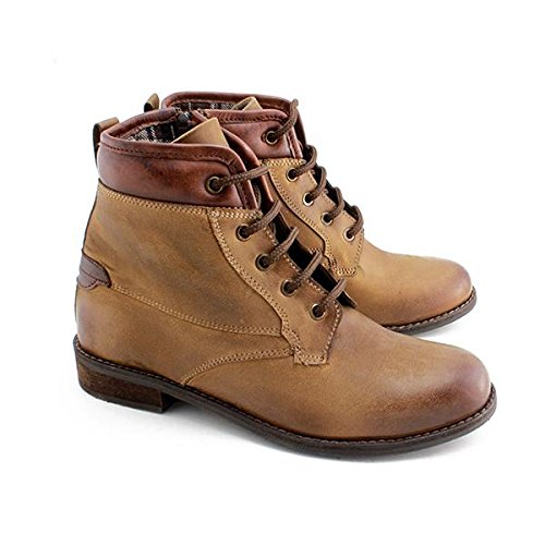 Willy-Winkies-Brown-Color-Genuine-Leather-Shoes-505