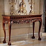 Design Toscano AF7167 Le Monde Palace Console Table