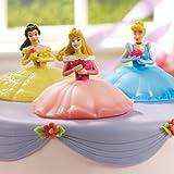 Deco Pac - Disney Princess Light-Up Cake Toppers