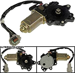 Apdty 853619 Power Window Lift Motor For 2002 2003 Nissan