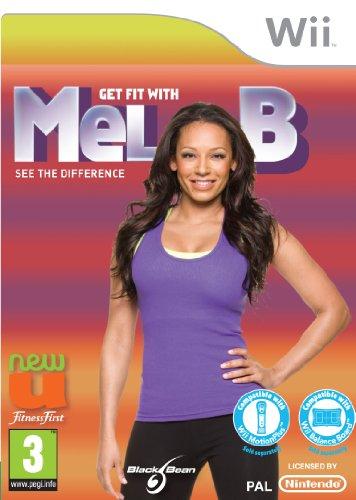 Get Fit With Mel B  [Edizione: Regno Unito]