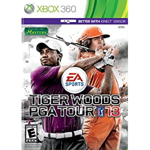51nQUACE  L. AA300  Download Tiger Woods PGA Tour 13 2012   XBox 360 + Kinect