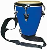 Percussion Plus MC711BL Mini-Conga, Blue