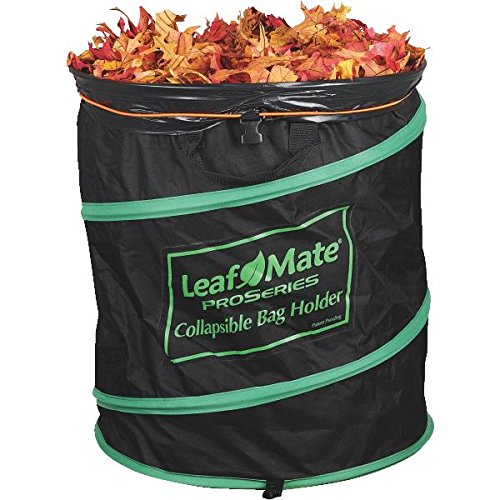 LeafMate Collapsible Yard Bag Holder