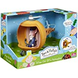Ben and Holly Wise Old Elf's Helicopter Figure
