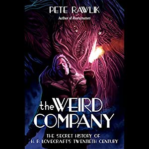 The Weird Company Audiobook