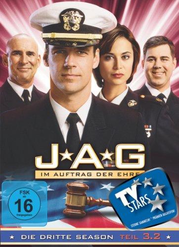 JAG: Im Auftrag der Ehre - Season 3.2 [3 DVDs]