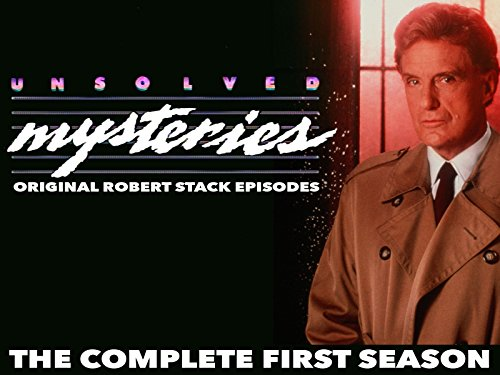 Unsolved Mysteries: Original Robert Stack Episodes - Season 1
