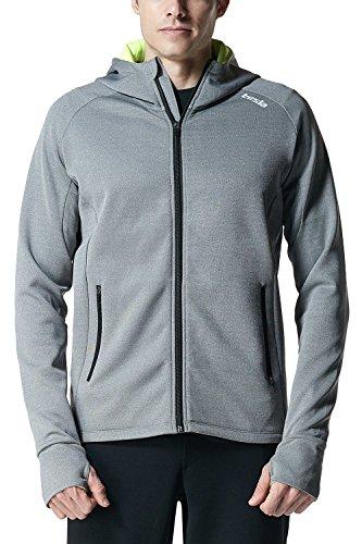 Tesla-Mens-Performance-Long-sleeve-Training-Full-zip-Hoodie-Jacket-K24