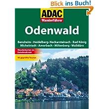 ADAC Wanderführer Odenwald