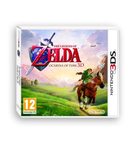 The Legend of Zelda : Ocarina of Time 3D (Nintendo 3DS)
