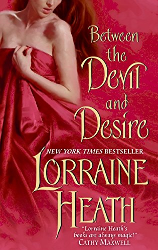 Image of Between the Devil and Desire (Scoundrels of St. James)