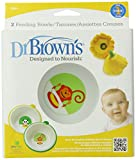Dr. Brown's Designed To Nourish 2 Pack Feeding Bowls, Colors May Vary Reviews