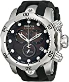 Invicta Men's 6117 Reserve Collection Chronograph Black Rubber Watch