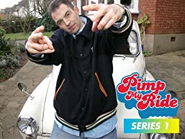 Pimp My Ride UK - Season 1