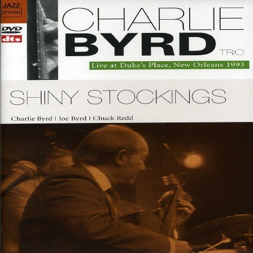 Charlie Byrd - Live at Duke\'s Place New Orleans 1993 (NTSC Format)