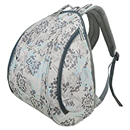 ECOSUSI Large Baby Diaper Changing Bag Backpack Colorful