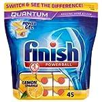 Finish Quantum Lemon (Pack of One, To...