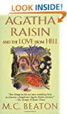 Agatha Raisin and the Love from Hell (Agatha Raisin Mysteries)