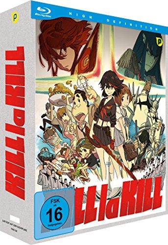 Kill la Kill, Blu-ray
