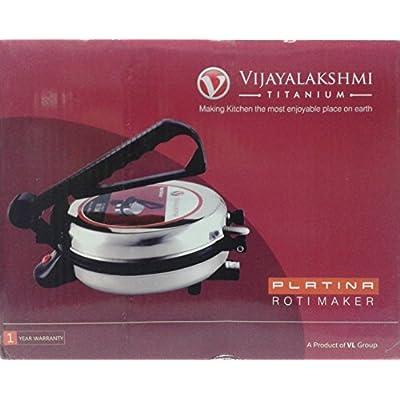 Vijayalakshmi Roti Maker - Platina