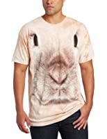 Bunny Face - Häschen/Hase - Erwachsenen- T-Shirt