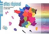echange, troc Marie-Hélène Prieur, Yann Caradec - Atlas régional : Effectifs d'étudiants