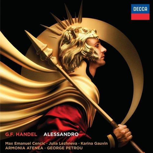 Alessandro (Max Emanuel Cencic) - HANDEL - CD