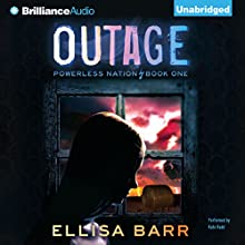 Outage (       UNABRIDGED) by Ellisa Barr Narrated by Kate Rudd