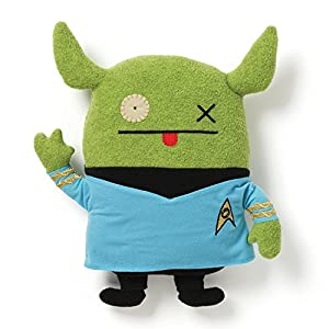 Uglydoll 4048625 Star Trek Ox Spock Stuffed Animal Plush