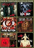 DVD Cover 'Pain & Torture Collection [6 Filme in einer Box] [2 DVDs]