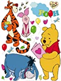 Disney Winnie The Pooh & Friends Giant Wall Stickers