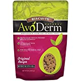 AvoDerm Natural Original Biscuits Dog Treat, 20-Ounce