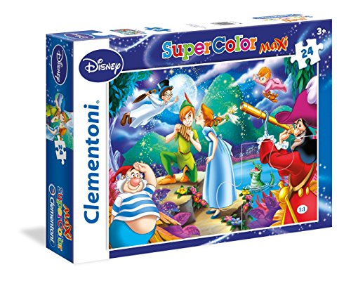 clementoni-244676-maxi-puzzle-peter-pan-24-pieces