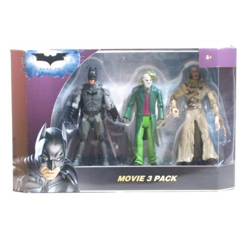 Dark Knight Movie 3 Pack