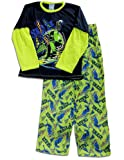 Carters Watch The Wear - Boys Long Sleeve Skate Pajamas, Navy, Lime