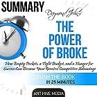 Daymond John's The Power of Broke Summary Hörbuch von  Ant Hive Media Gesprochen von: Daniel Hawking