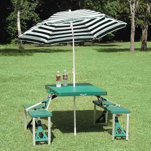 Texsport Picnic w/Umbrella Table