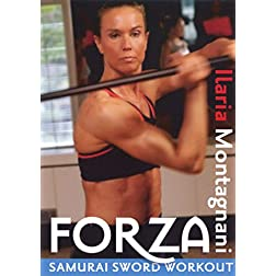 Forza: Samurai Sword Workout by Powerstrike