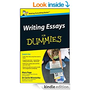 College essays for dummies