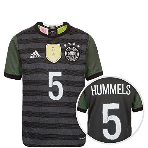 adidas DFB Trikot Away Hummels EM 2016 Kinder 164 – L