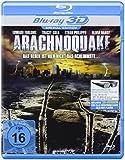 Arachnoquake (Real 3D) [Blu-ray]