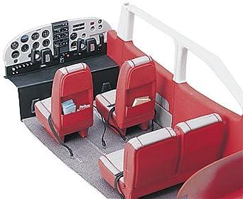 Top Flite Cessna Cockpit Interior Kit Toys Games