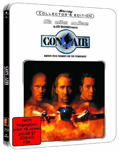 Con Air - Steelbook [Blu-ray] [Collector's Edition]